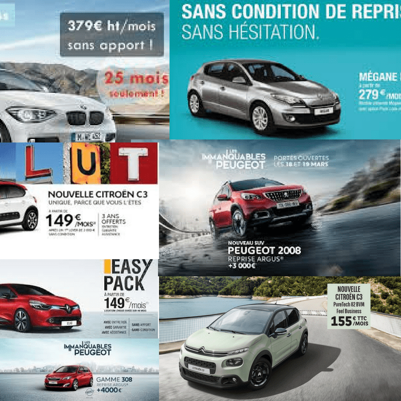 comparateur de leasing auto