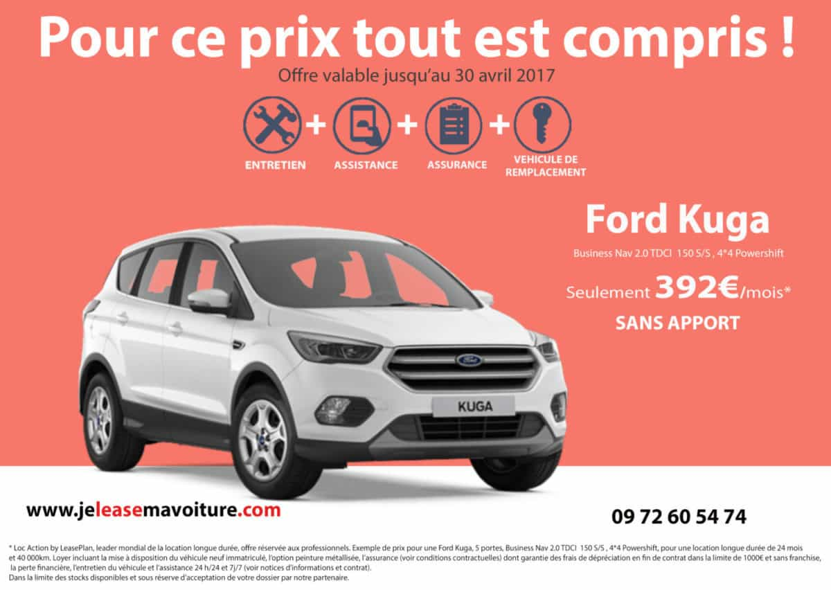 ford kuga lld lld ford kuga location longue duree ford kuga location longue dur e voiture pas. Black Bedroom Furniture Sets. Home Design Ideas
