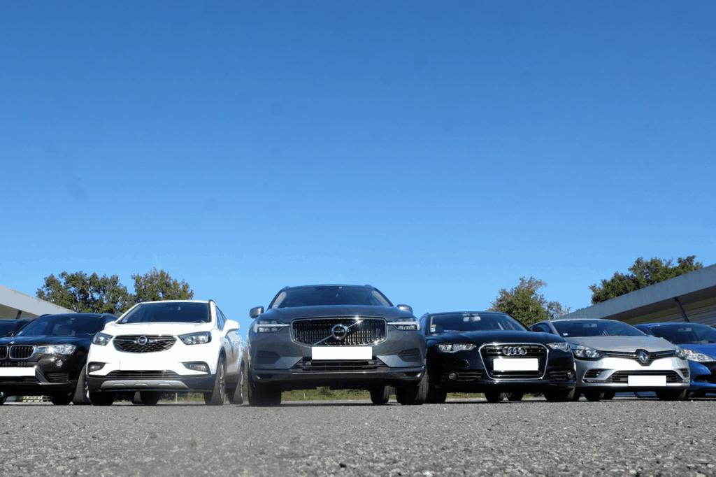 véhicules importés en leasing